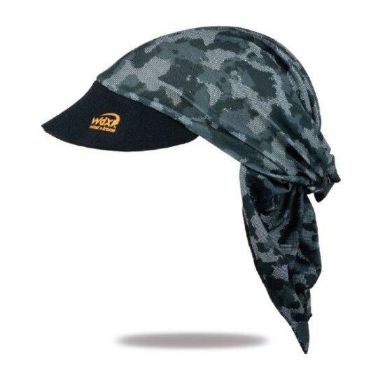Digital camo black kerchief