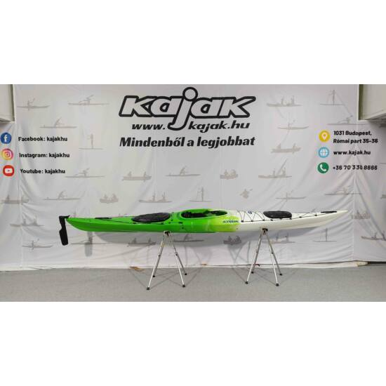 Eco Kayak Challenger Touring Kayak with rudder