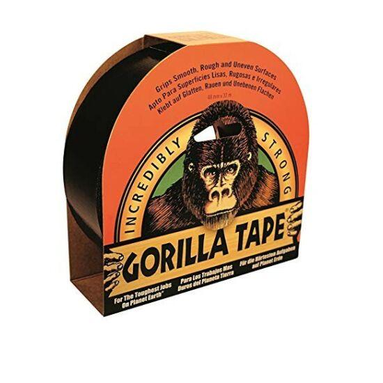 Gorilla Tape - Black