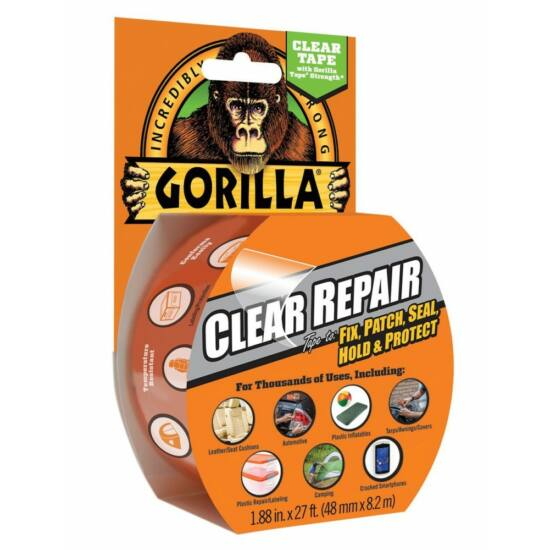 Gorilla Tape - Clear