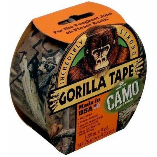 Gorilla Tape - Camouflage