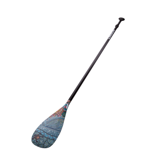 Hornet Carbon B2 Crush 2 Piece Fiberglass Sup Paddle