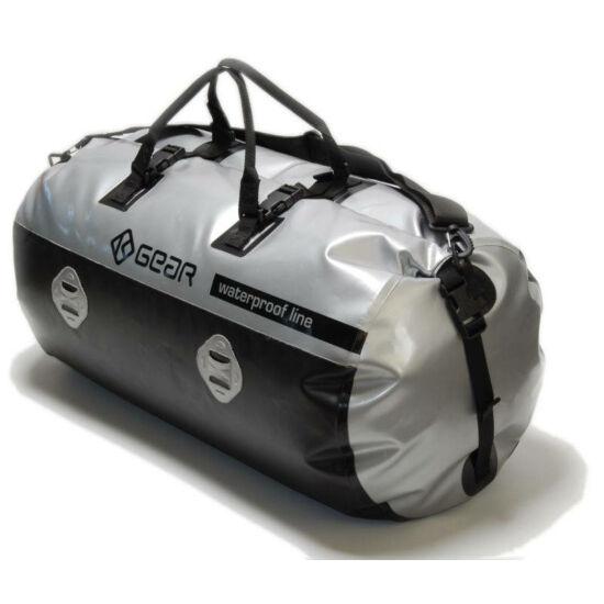 K-Gear Gripsack Bag 35l Silver-Black