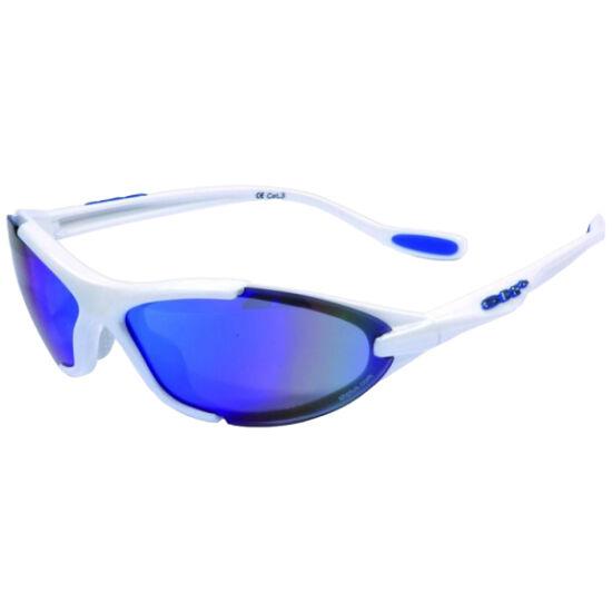 RG-Ultra SM+ fehér/kék Napszemüveg