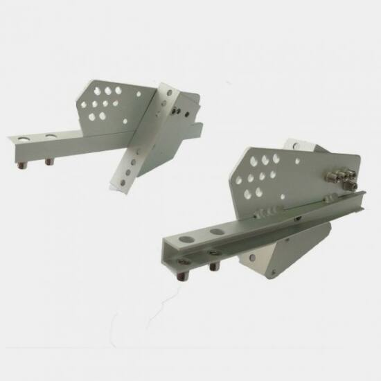 Nelo Footres Rail Pair to footrest